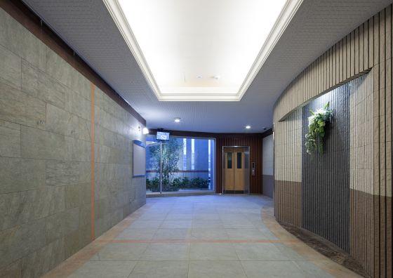 エントランンスホール
