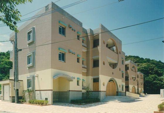 石田団地第3工区公営住宅