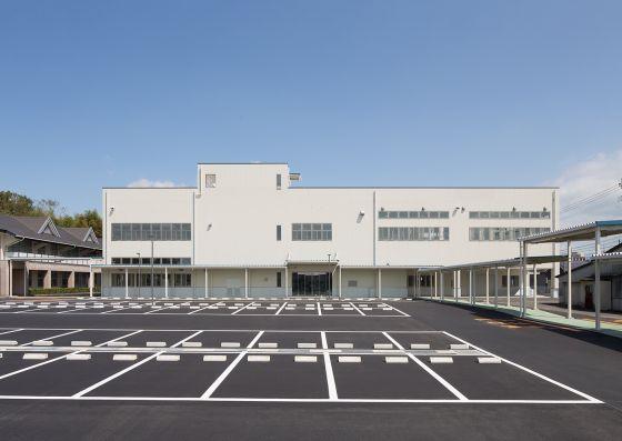 熊本職業訓練支援センター実習場
