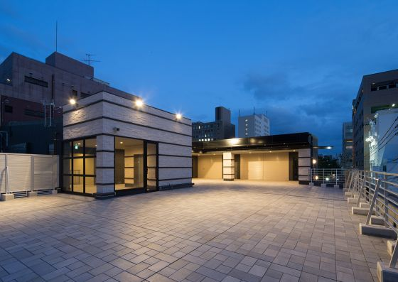 3F屋上広場