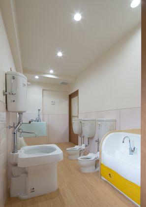 園児トイレ・沐浴室
