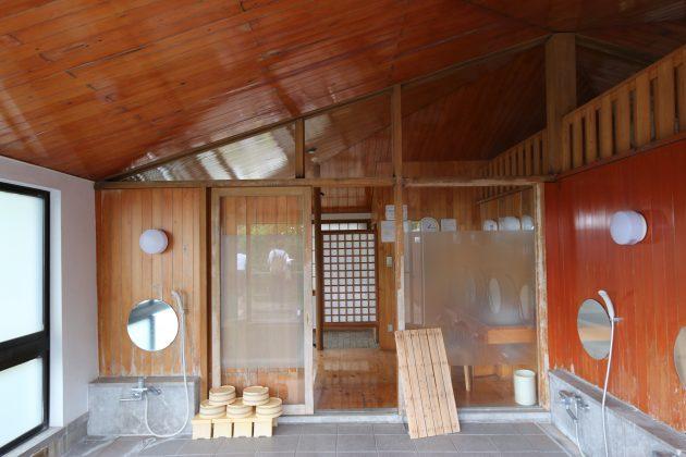 大浴場 Before